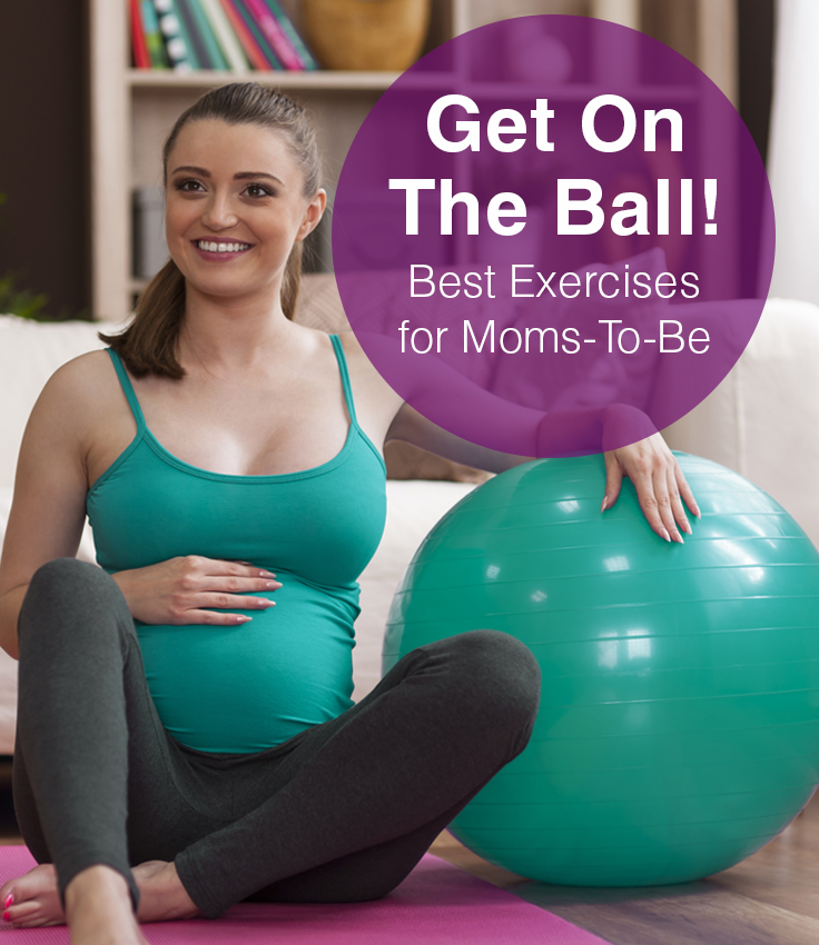 Best Exercises for Moms-To-Be