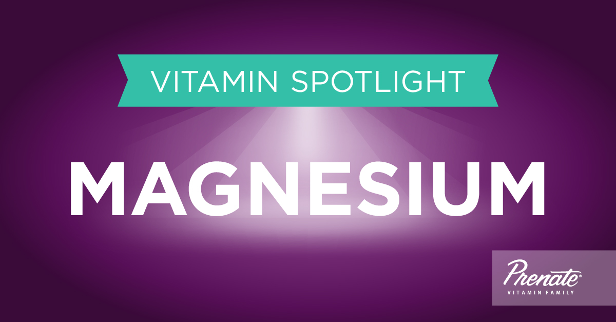 Prenatal Vitamins with Magnesium