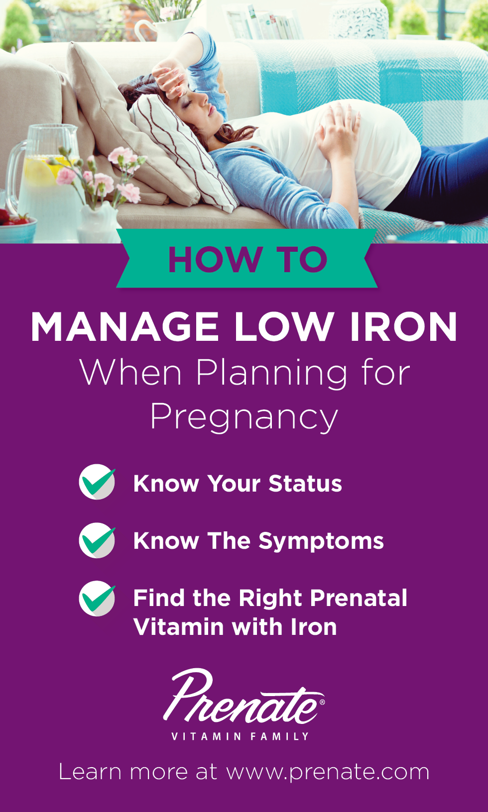 how do i know if i have low iron