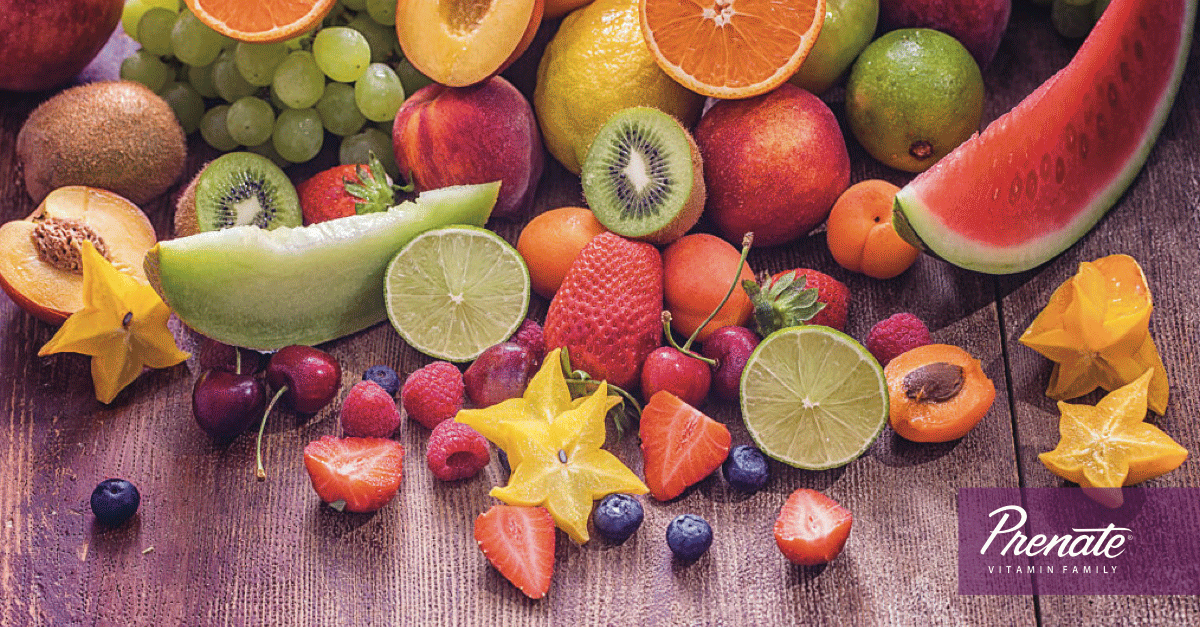 Prenatal Fruit Consumption Boosts >> Best Summer Fruits For Pregnancy Prenate Vitamin Family