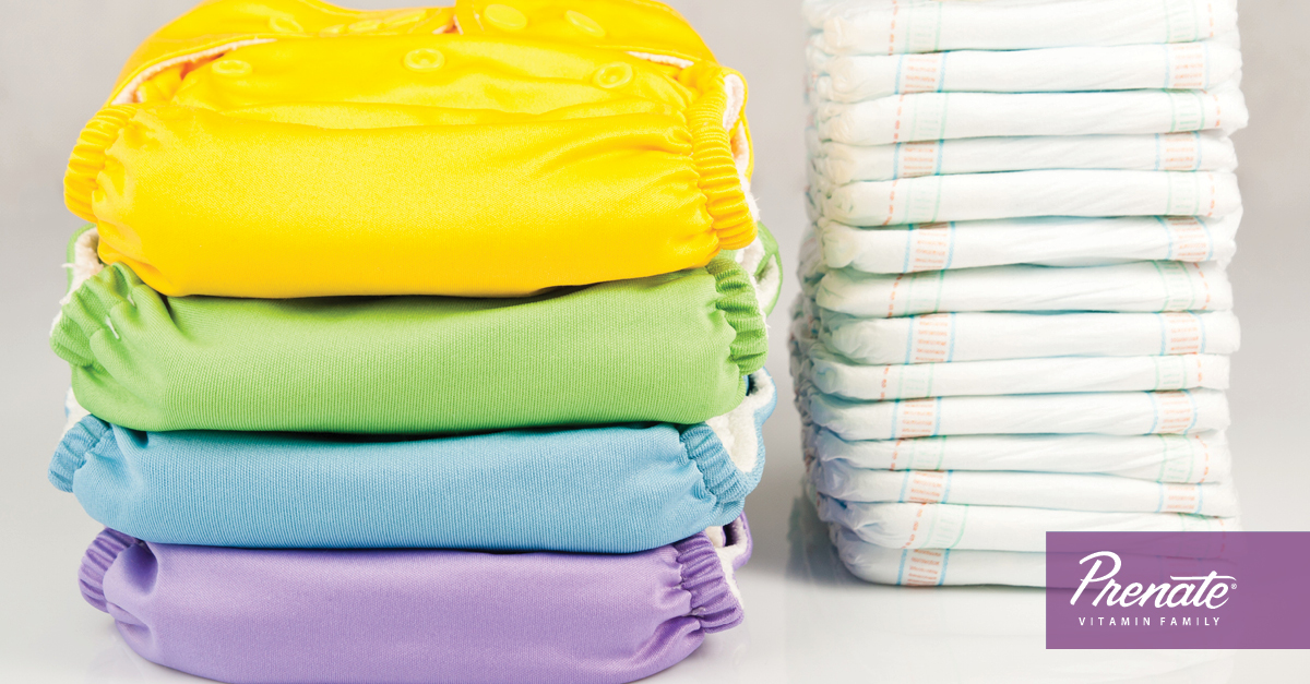 cloth versus disposable diapers