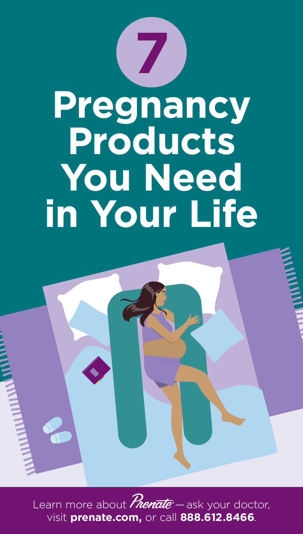 Pregnancy products graphic