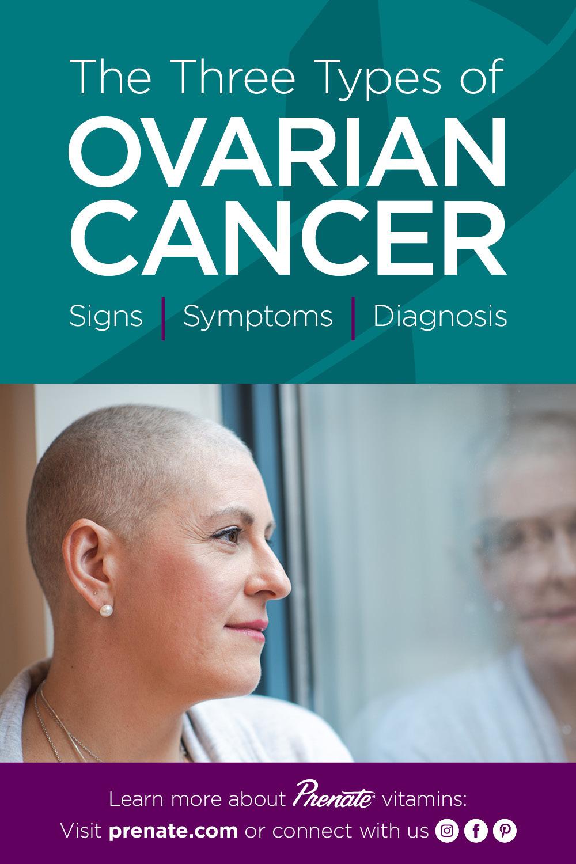 Ovarian Cancer Pinterest graphic